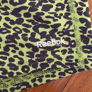 Reebok Shorts - Printed Reebok Spandex